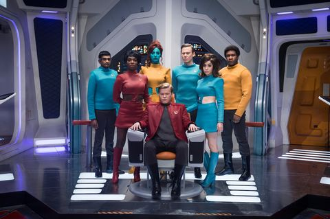 Black Mirror Season 4 Trailer Episodes Cast And Everything You