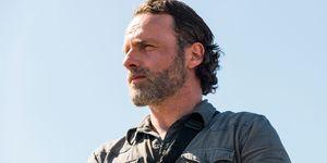 Rick Grimes, Season 8, Episode 1, The Walking Dead