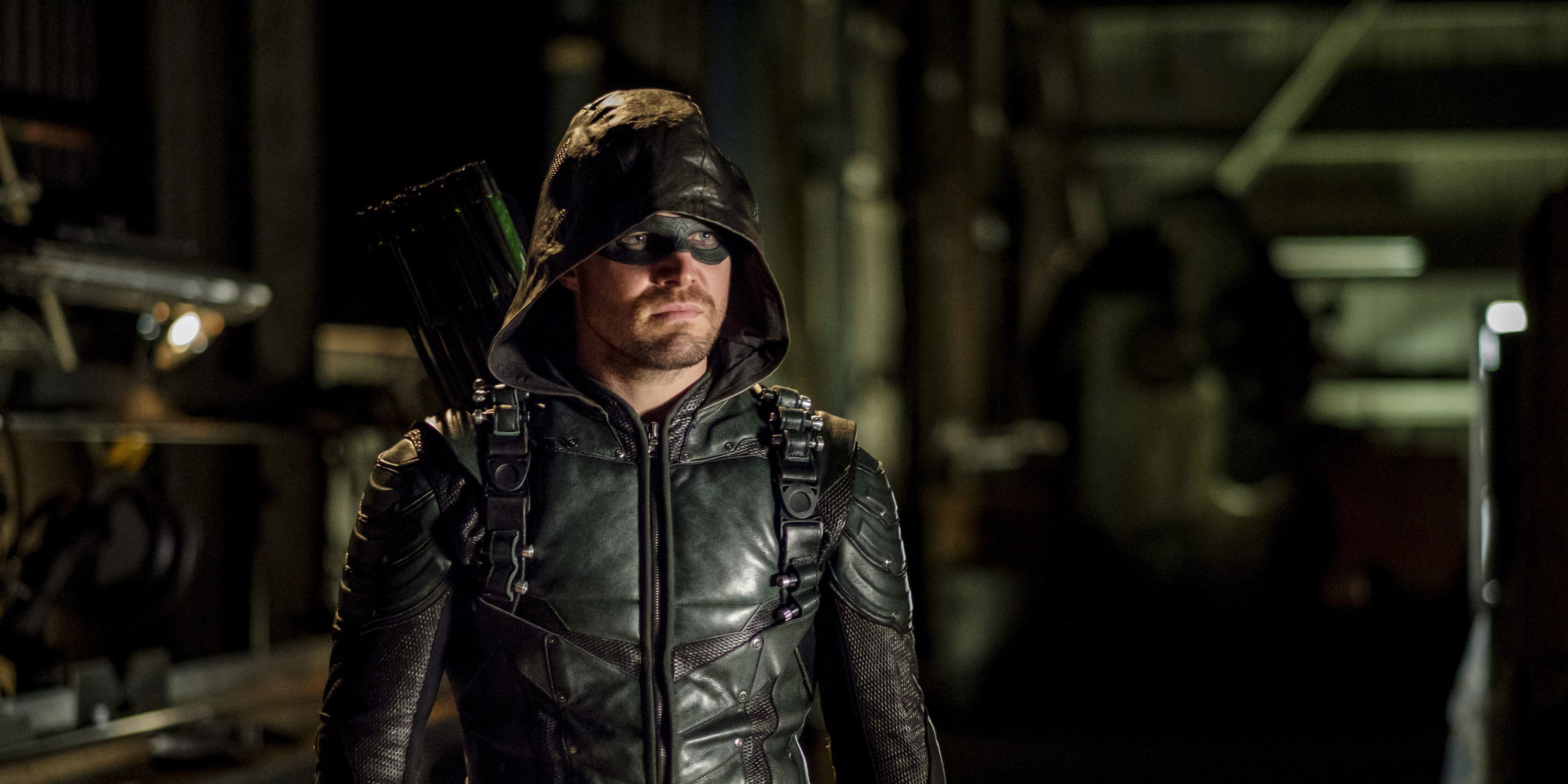 Stephen Amell, Arrow, Season 6, Episode 2