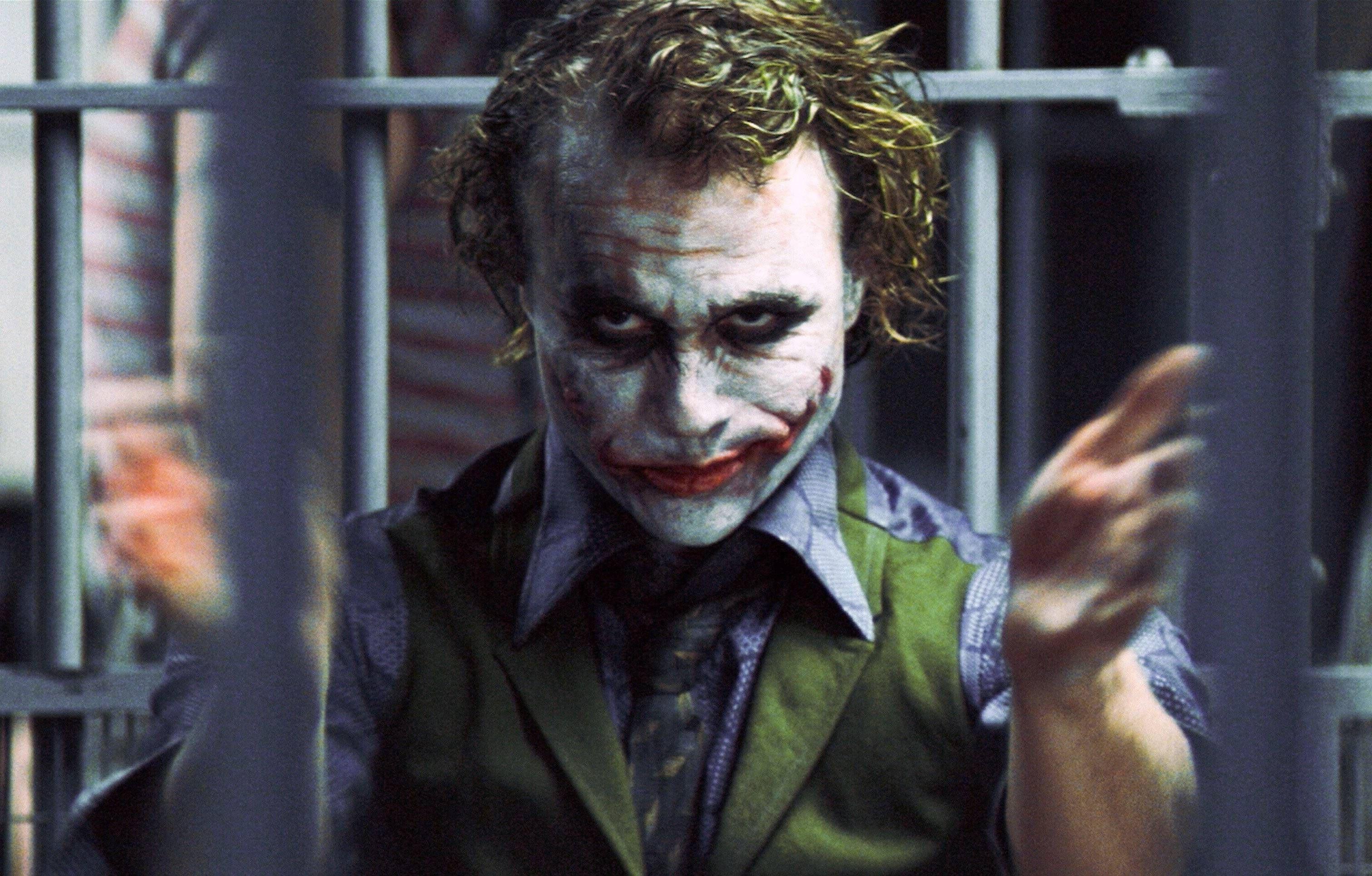 Heath Ledger S Joker Was Set To Appear In Batman Sequel Dark Knight Rises Reveal Family