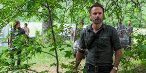 Rick in 'The Walking Dead' s08e01