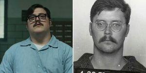 If you're in any doubt how much Cameron Britton embodies Ed Kemper, this video comparing the two should resolve any issues.
