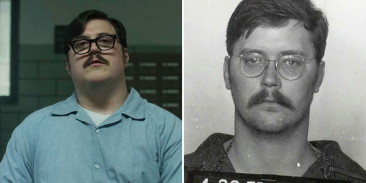 Ed Kemper in Mindhunter - the true story
