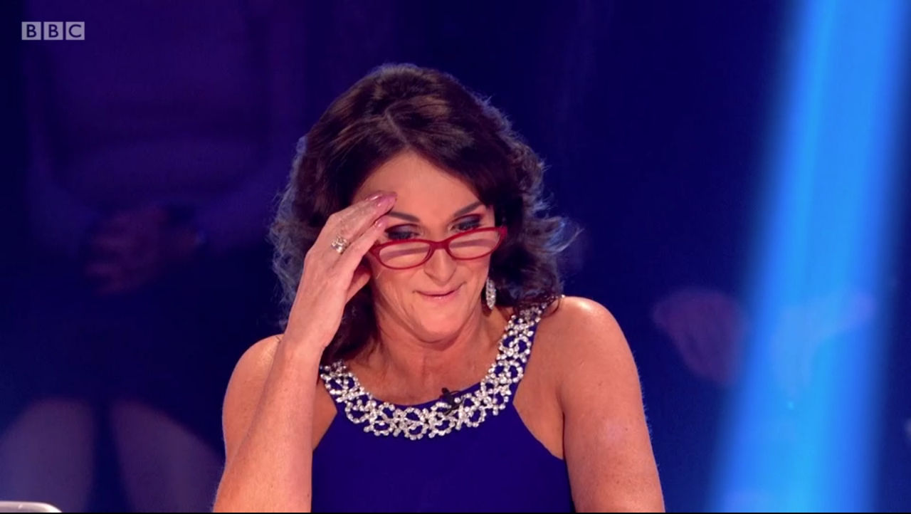 Shirley Ballas chips her tooth on Strictly Come Dancing live tour