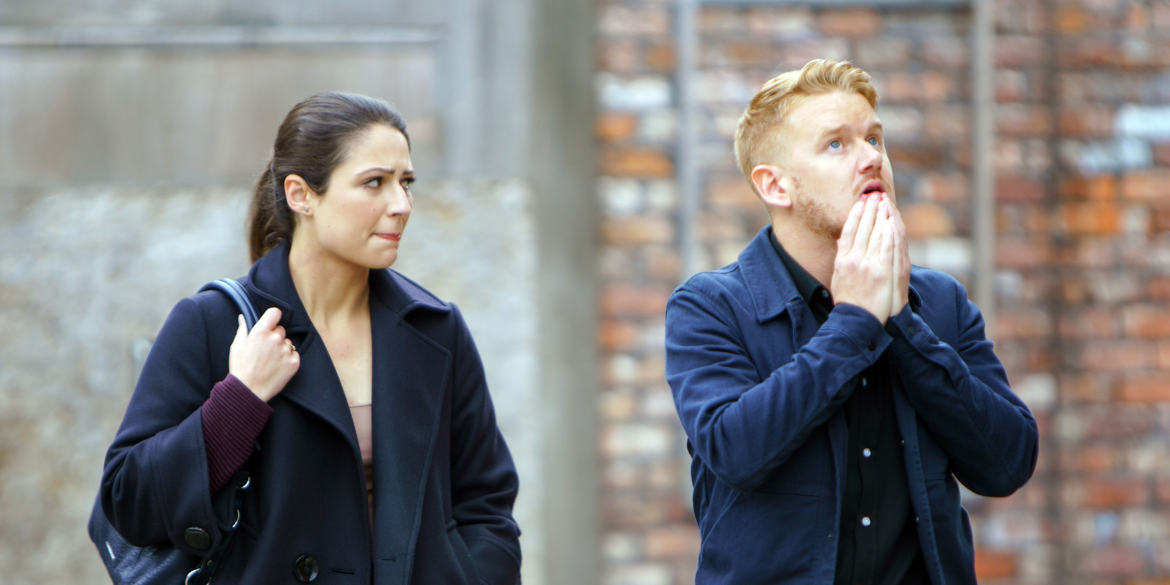 Gary Windass confronts Nicola Rubinstein about the baby in Coronation Street