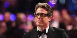 Hugh Grant during the 2017 Laureus World Sports Awards at the Salle des Etoiles, Sporting Monte Carlo