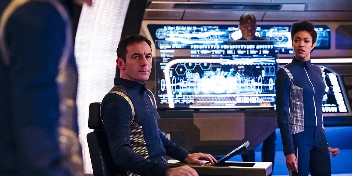 Star Trek: Discovery episode 6 - Lorca and Michael