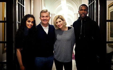 Doctor Who series 11: Does a TARDIS team ever work - or is three too many companions?