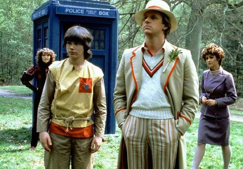 'Doctor Who': The Fifth Doctor era