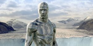 Silver Surfer in Fantastic Four: Rise of the Silver Surfer