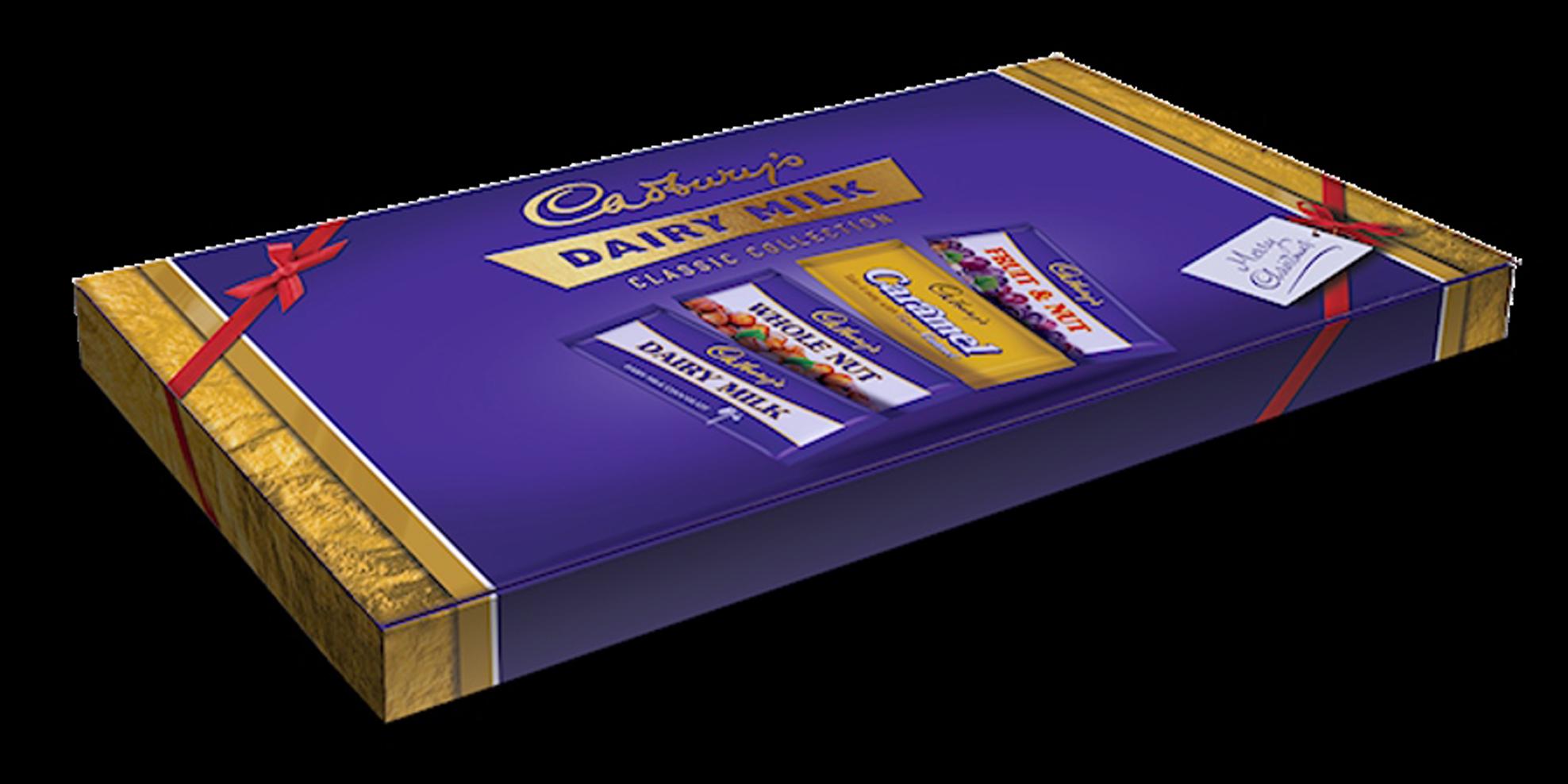 Cadbury Classic Collection Box