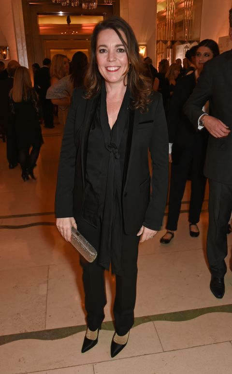Olivia Colman attends the Harper's Bazaar Women of the Year Awards 2016