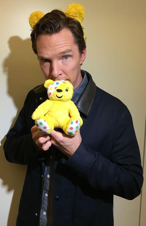 <p>Benedict Cumberbatch</p>