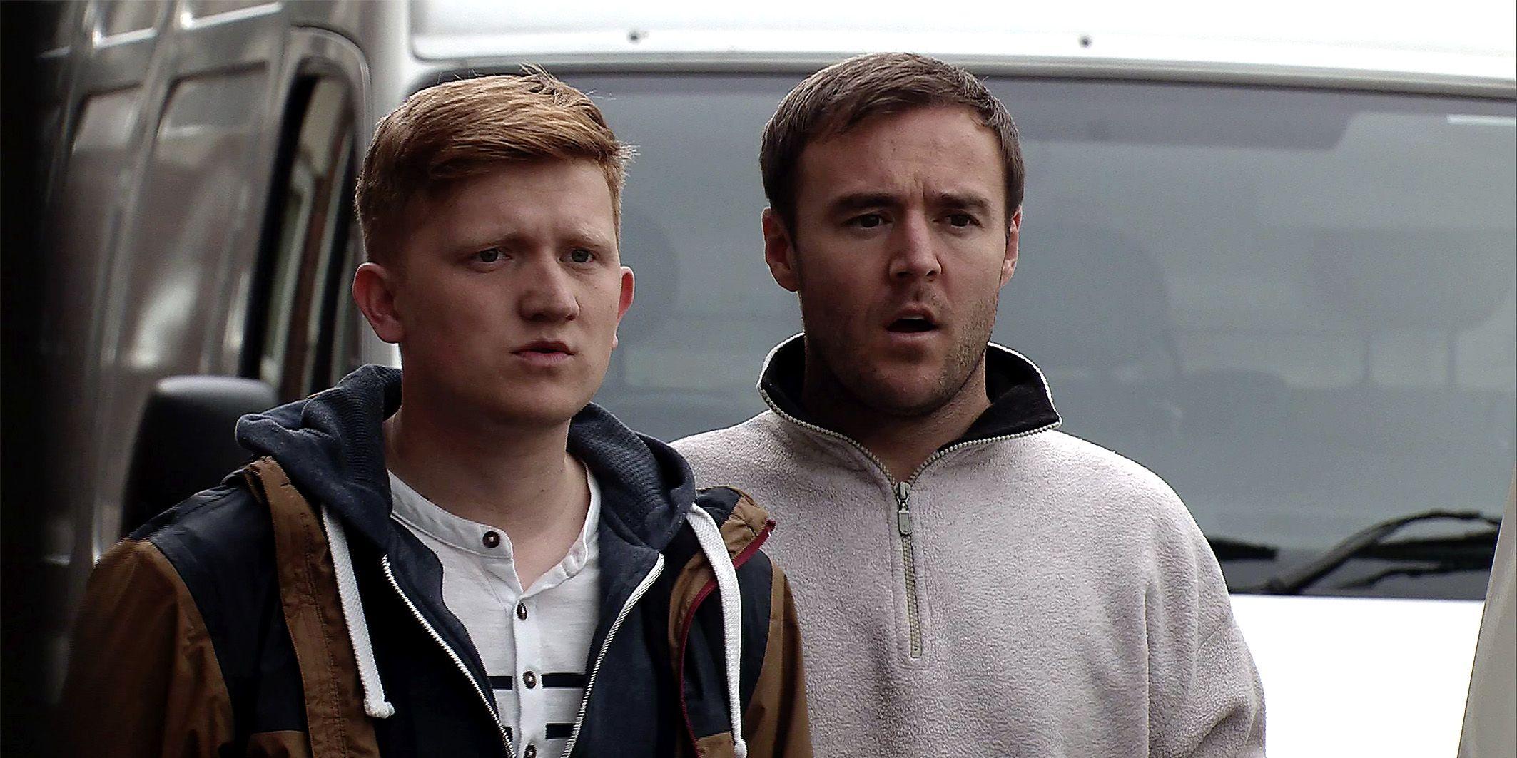 Chesney Brown gets jealous of Daniel Osbourne and Sinead Tinker in Coronation Street
