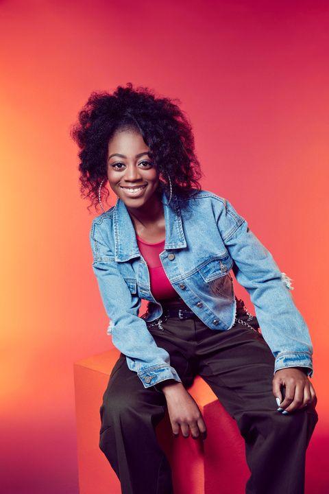 X Factor 2017 contestant, Rai-Elle Williams