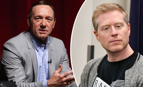Kevin Spacey, Anthony Rapp