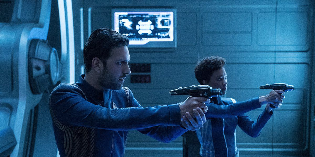 Star Trek: Discovery episode 7 – Tyler and Burnham