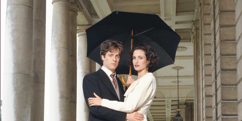 Hugh Grant, Andie MacDowell