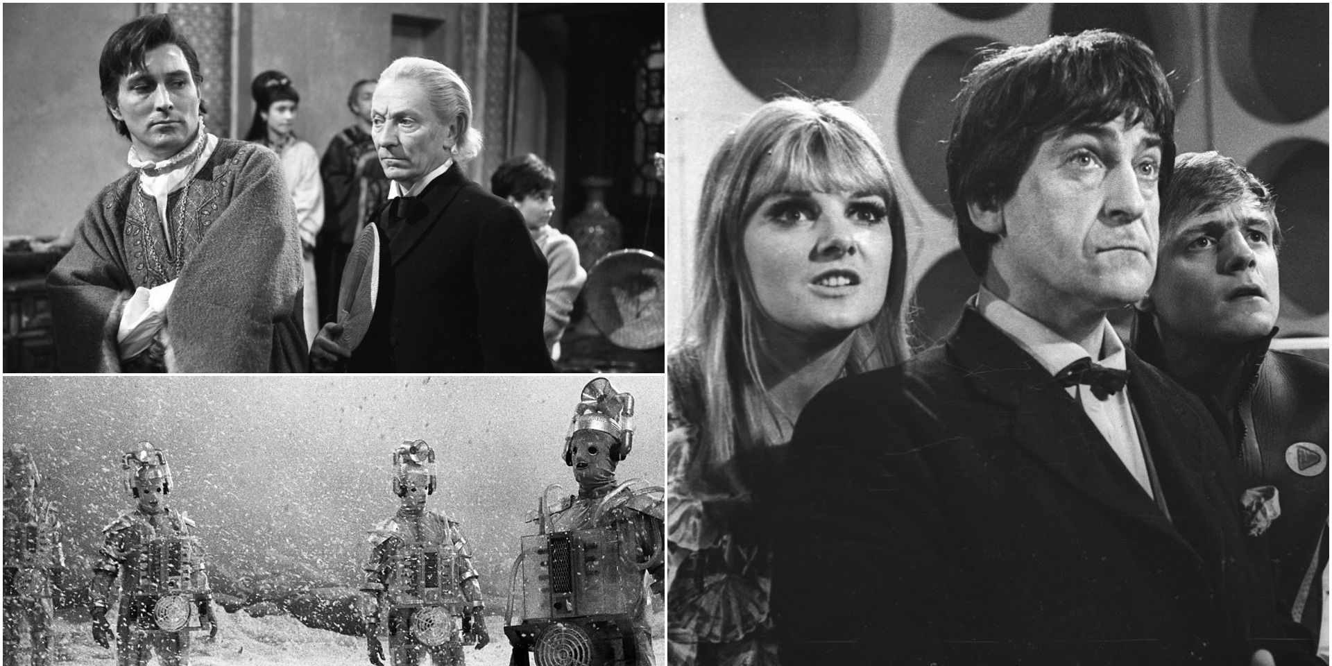 'Doctor Who' missing episodes