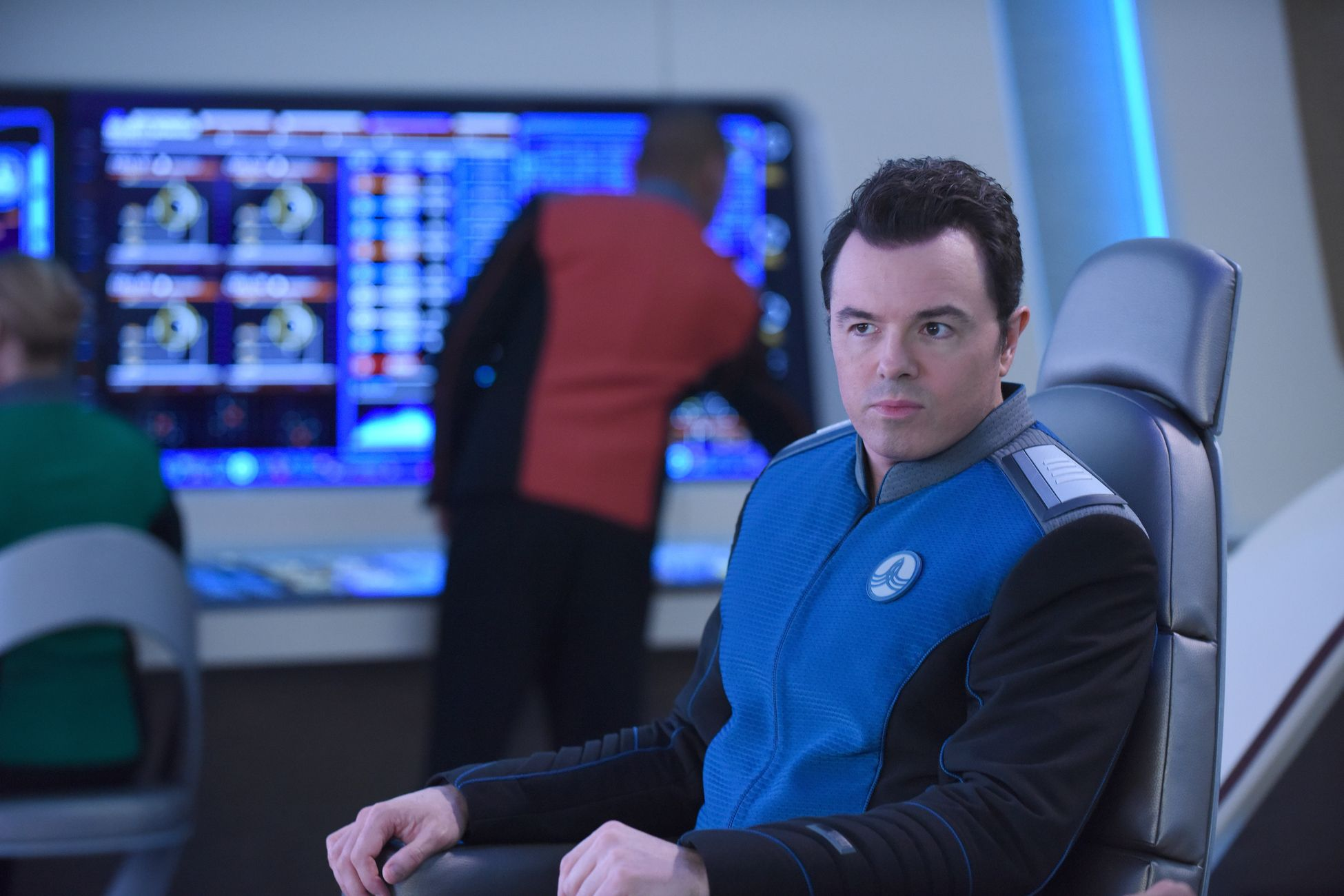 The Orville season three has been delayed – here's why