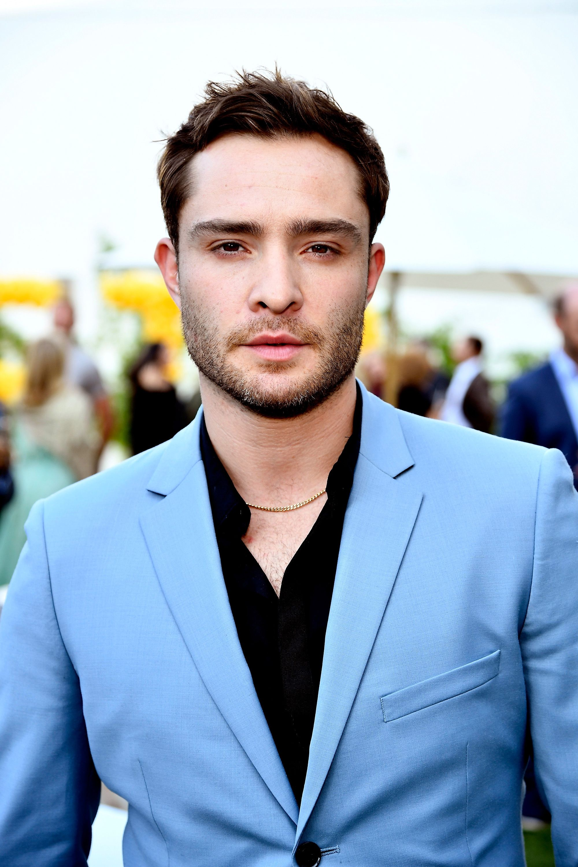 """Ed Westwick says he'll be """"back to work very soon"""" after sexual assault case against him was dropped"""