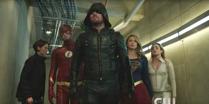 DC TV crossover 'Crisis on Earth-X'