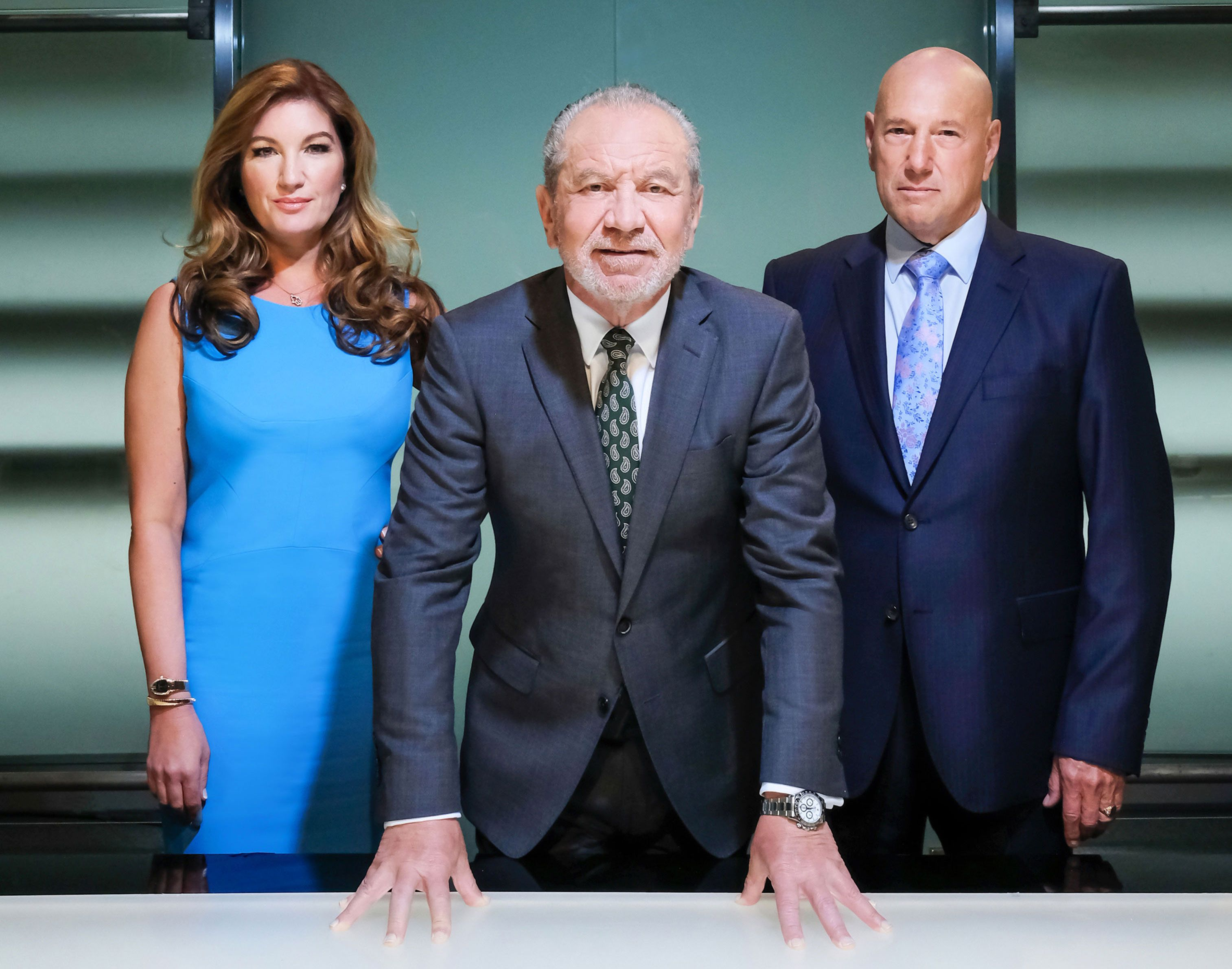 The Apprentice: You're Fired replaces Rhod Gilbert as host