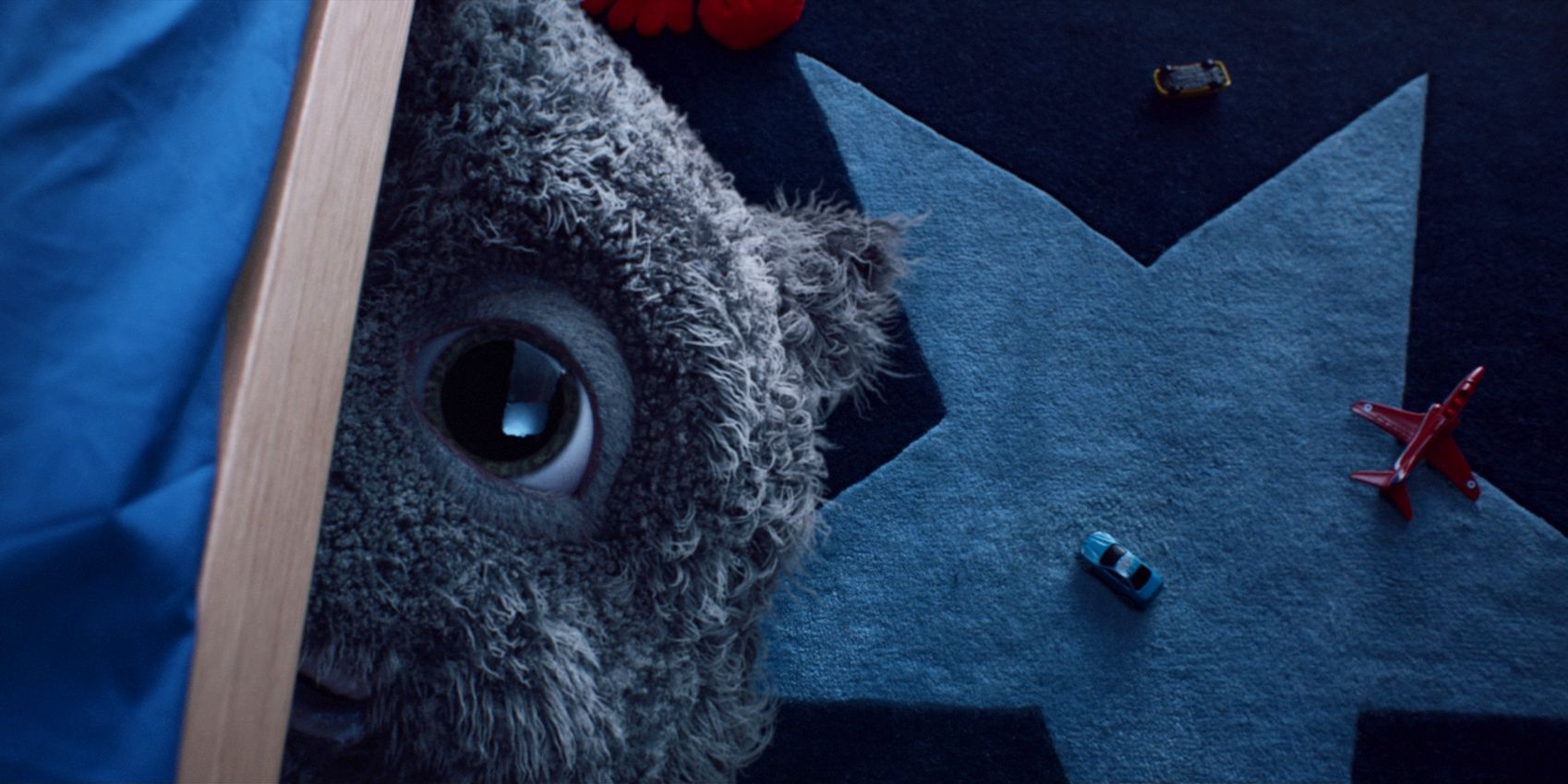EMBARGOED until 00.01 Friday 10th November, John Lewis Christmas Advert