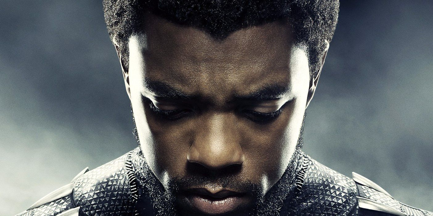 Chadwick Boseman as T'Challa in new Black Panther character posters