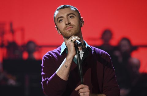 Sam Smith opens up about identifying as non-binary
