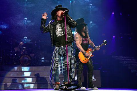 Guns N' Roses to headline Download Festival 2018