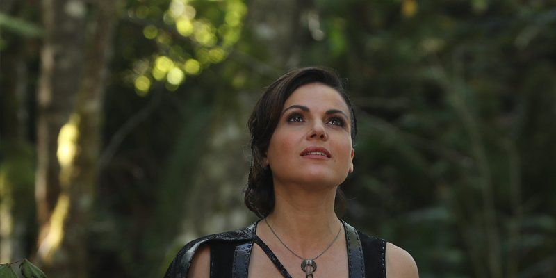 Lana Parrilla in Once Upon a Time season 7