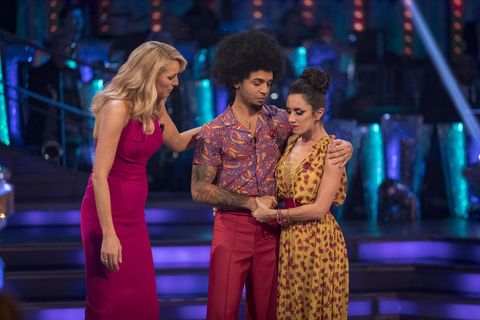 """Strictly Come Dancing's Aston Merrygold reflects on """"harsh"""" scoring ahead of Christmas special"""