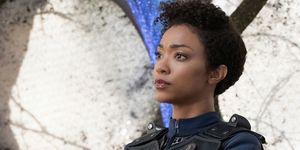 Michael Burnham in Star Trek: Discovery episode 8