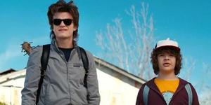 Stranger Things: Steve and Dustin