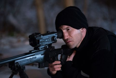 The Punisher, Jon Bernthal,