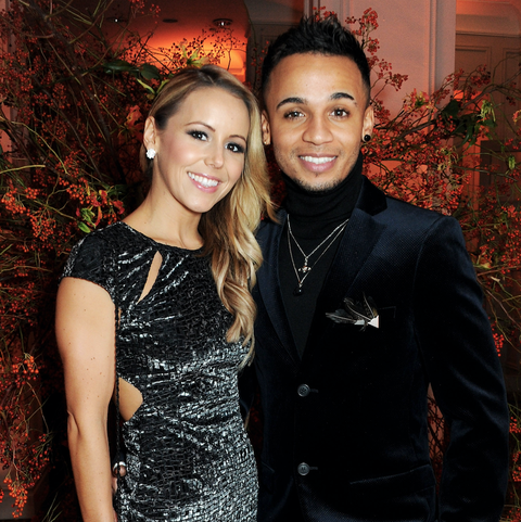Who is aston from jls dating herpes & dating