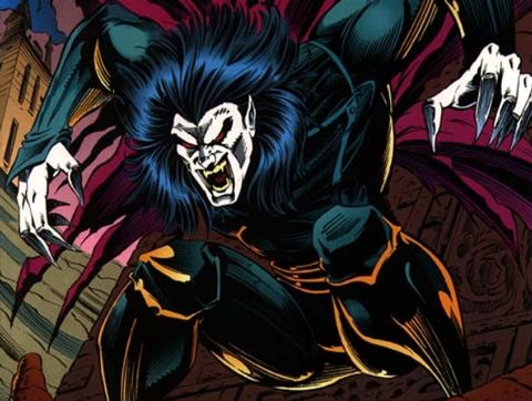 Morbius the Living Vampire mov...