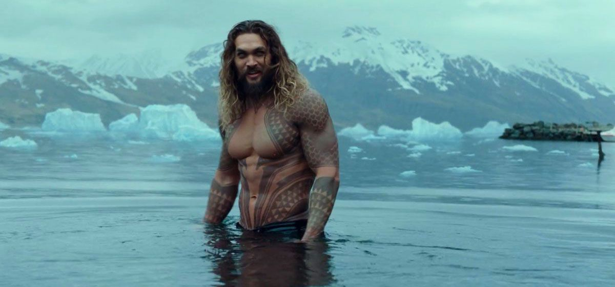 Aquaman director: people overthink undersea talking