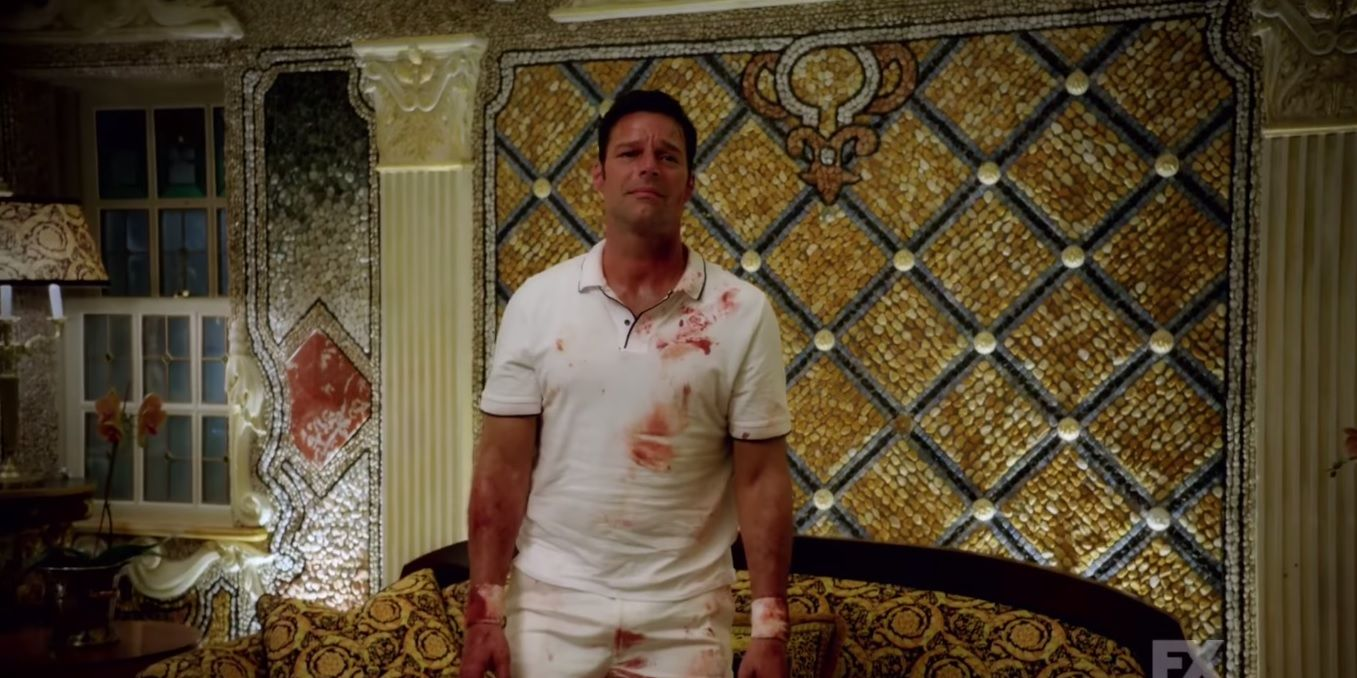 Ricky Martin in American Crime Story: The Assassination of Gianni Versace