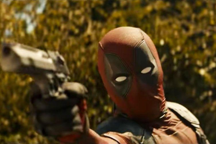 Deadpool 2 first look Ryan Reynolds