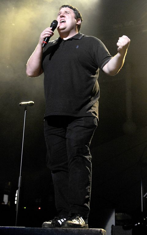 Peter Kay, Performing