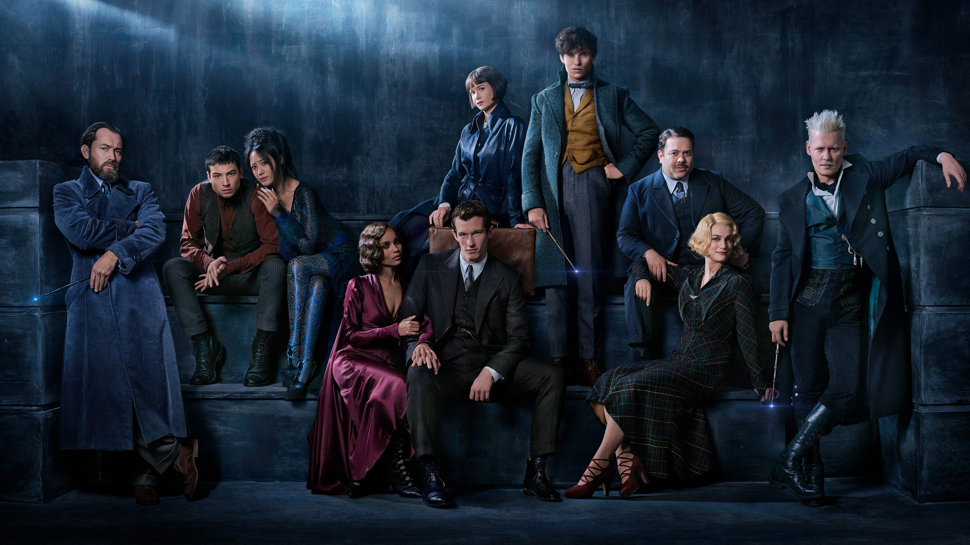 Fantastic Beasts 3, 4 and 5 release date, cast, plot