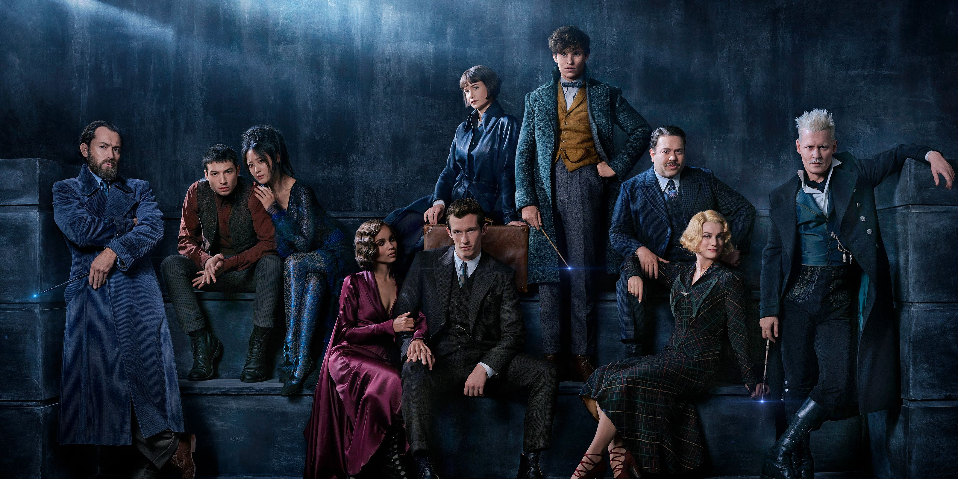 fantastic beasts 2, fantastic beasts the crimes of grindelwald