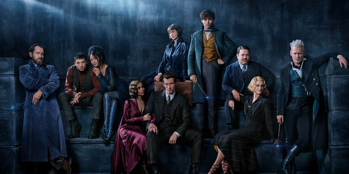 Fantastic Beasts 3 4 And 5 Release Date Cast Plot