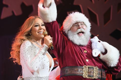 All I Want For Christmas Movie.Mariah Carey S New Festive Film All I Want For Christmas Is