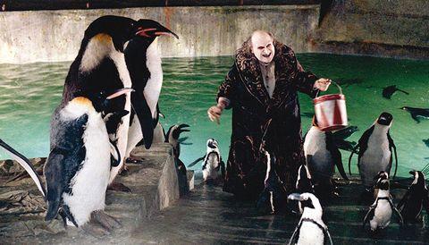 Danny DeVito the Penguin Batman Returns