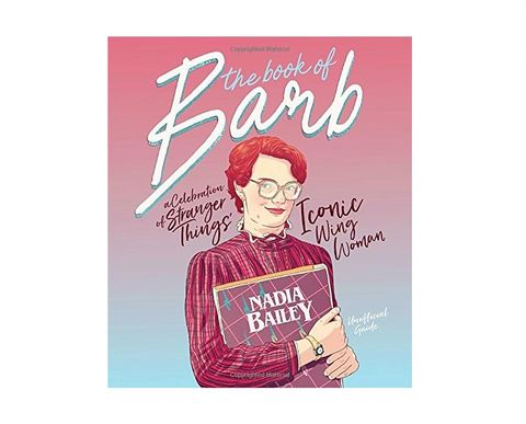 Stranger Things - Barb book
