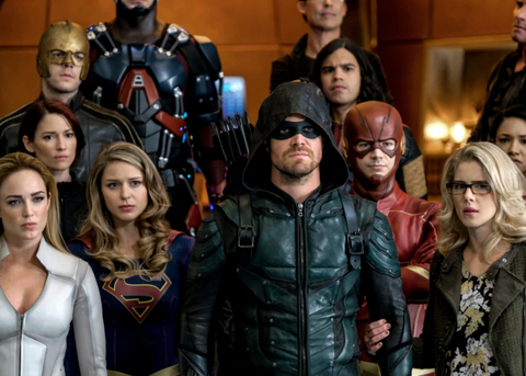 Here's when Arrow, Supergirl and The Flash air Batwoman