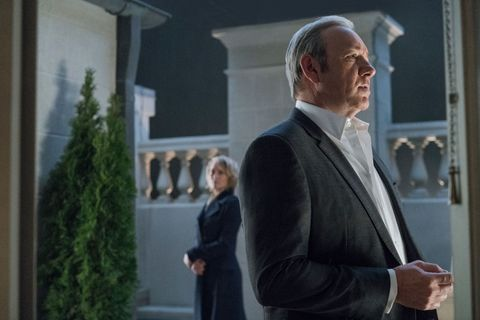 'House of Cards' s05e10: Claire and Frank Underwood